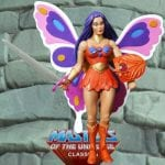 Flutterina action figure from the Masters of the Universe Classics line.