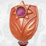 Flutterina's shield from the Masters of the Universe Classics line.