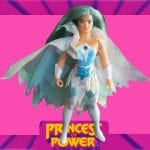 1985 Frosta from the vintage She-Ra Princess of Power toy line.
