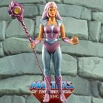 Glimmer action figure from the Masters of the Universe Classics line