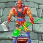Goat Man action figure from the Masters of the Universe Classics line.