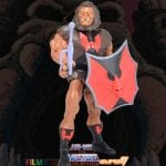 Grizzlor action figure from the Filmation Super7 Masters of the Universe toy line. Find other figures, weapons, vehicles, and accessories using the Weapons Rack.