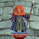 Gwildor action figure from the Masters of the Universe Classics line.