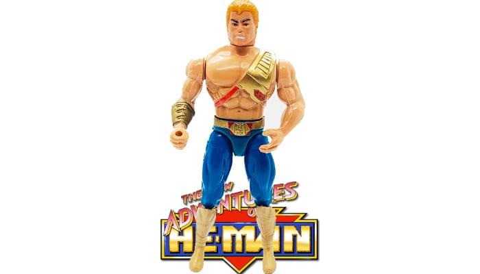 He-Man New Adventures of He-Man Figure