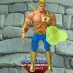 He-Man Galactic Protector action figure from the Masters of the Universe Classics line.