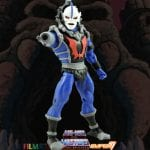 Hordak action figure from the Filmation Super7 Masters of the Universe toy line. Find other figures, weapons, vehicles, and accessories using the Weapons Rack.