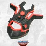 Horde Prime's helmet from the Masters of the Universe Classics toy line.