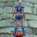 Huntara action figure from the Masters of the Universe Classics line. Find other figures, weapons, vehicles, and accessories using the Weapons Rack.
