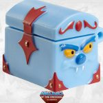 Imp as Treasure Chest from the Masters of the Universe Classics toy line. Find other figures, weapons, vehicles, and accessories using the Weapons Rack.