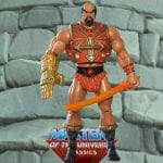 Jitsu action figure from the Masters of the Universe Classics line. Find other figures, weapons, vehicles, and accessories using the Weapons Rack.