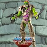 Karatti action figure from the Masters of the Universe Classics line. Find other figures, weapons, vehicles, and accessories using the Weapons Rack.
