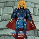 Karg action figure from the Masters of the Universe Classics line. Find other figures, weapons, vehicles, and accessories using the Weapons Rack.