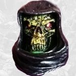 Keldor San Diego Comic Con exclusive Skeletor head from the Masters of the Universe Modern Series toy line. Find other figures & accessories using the Weapons Rack.