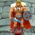 King Grayskull action figure from the Masters of the Universe Classics line. Find other figures, weapons, vehicles, and accessories using the Weapons Rack.