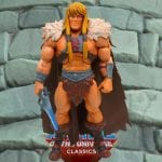 King Grayskull action figure from the Masters of the Universe Classics line.