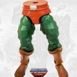 King Hssss' lower body form from the Masters of the Universe Classics toy line.