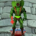 Kobra Khan action figure from the Masters of the Universe Classics line. Find other figures, weapons, vehicles, and accessories using the Weapons Rack.