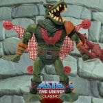 Leech action figure from the Masters of the Universe Classics line. Find other figures, weapons, vehicles, and accessories using the Weapons Rack.