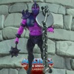 Lodar action figure from the Masters of the Universe Classics line. Find other figures, weapons, vehicles, and accessories using the Weapons Rack.