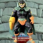 Lord Gr'asp action figure from the Masters of the Universe Classics line. Find other figures, weapons, vehicles, and accessories using the Weapons Rack.