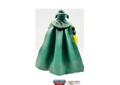 Lord Gr'asp Masters of the Universe Classics Back View