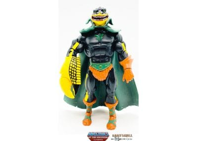 Lord Gr'asp Masters of the Universe Classics Front View