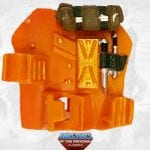 Man-at-Arms back armor from the Masters of the Universe Classics line.
