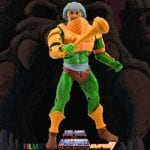 Man-At-Arms action figure from the Filmation Super7 Masters of the Universe toy line. Find other figures, weapons, vehicles, and accessories using the Weapons Rack.
