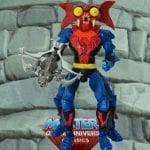 Mantenna action figure from the Masters of the Universe Classics line. Find other figures, weapons, vehicles, and accessories using the Weapons Rack.