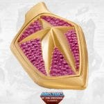 Mara of Primus's shield from the Masters of the Universe Classics line.