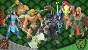 Masters of the Universe 200x Modern Series Toy Line