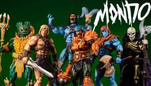 Mondo Masters of the Universe 1/6 scale toy line