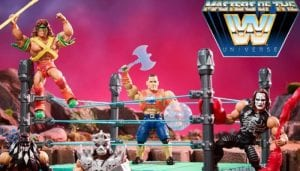 Masters of the Universe WWE toy line
