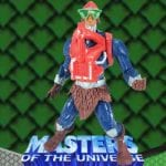 Mekaneck action figure from the Masters of the Universe 200x Modern Series toy line. Find other figures & accessories using the Weapons Rack.