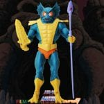 Mer-Man action figure from the Filmation Super7 Masters of the Universe toy line. Find other figures, weapons, vehicles, and accessories using the Weapons Rack.