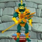 Mer-Man action figure from the Masters of the Universe Classics line. Find other figures, weapons, vehicles, and accessories using the Weapons Rack.