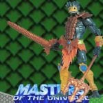 Mer-Man action figure from the Masters of the Universe 200x Modern Series toy line.