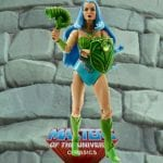Mermista action figure from the Masters of the Universe Classics line. Find other figures, weapons, vehicles, and accessories using the Weapons Rack.