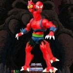 Modulok action figure from the Filmation Super7 Masters of the Universe toy line. Find other figures, weapons, vehicles, and accessories using the Weapons Rack.