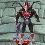 Mosquitor action figure from the Masters of the Universe Classics line. Find other figures, weapons, vehicles, and accessories using the Weapons Rack.