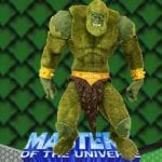 Moss Man action figure from the Masters of the Universe Modern Series toy line. Find other figures & accessories using the Weapons Rack.