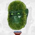 Moss Man's vintage head from the Masters of the Universe Classics toy line.