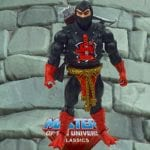 Ninja Warrior action figure from the Masters of the Universe Classics line. Find other figures, weapons, vehicles, and accessories using the Weapons Rack.