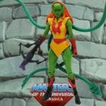 Octavia action figure from the Masters of the Universe Classics line. Find other figures, weapons, vehicles, and accessories using the Weapons Rack.