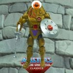Optikk action figure from the Masters of the Universe Classics line. Find other figures, weapons, vehicles, and accessories using the Weapons Rack.