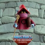 Orko action figure from the Masters of the Universe Classics line.