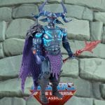 Prahvus action figure from the Masters of the Universe Classics line. Find other figures, weapons, vehicles, and accessories using the Weapons Rack.