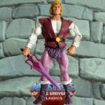 Prince Adam action figure from the Masters of the Universe Classics line.