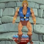 Prince Adam mini comic version action figure from the Masters of the Universe Classics line.