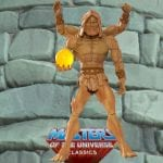 Procrustus creature from the Masters of the Universe Classics toy line. Find other figures, weapons, vehicles, and accessories using the Weapons Rack.